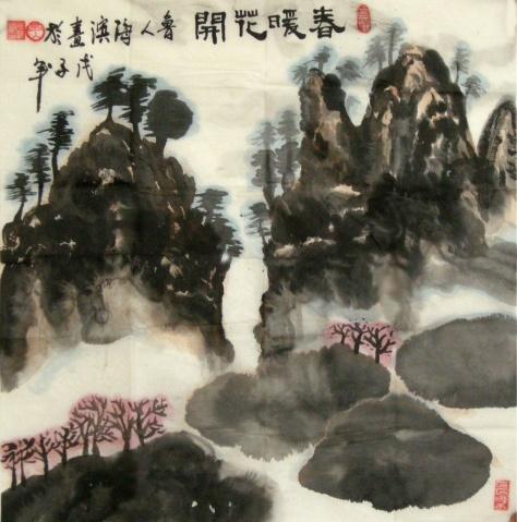 国画作品展 - 张克思 - 张克思