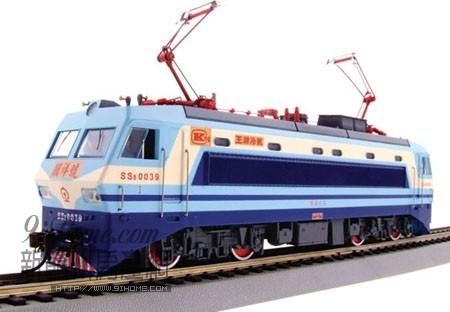 东风4D内燃机车-毛泽东号.货运 东风7C型内燃机车.调车/小运转