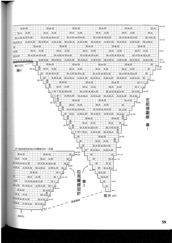 我很喜歡的書 张金兰{行家教你从领口往下织} - bird-sj - 夏天的云
