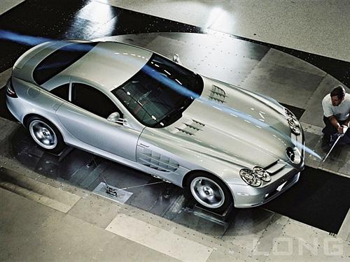 奔驰slr 722 edition高清图片