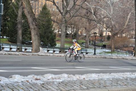 在纽约中央公园  - 潘石屹 - 潘石屹的博客