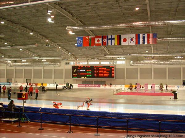 速度滑冰世界杯长春站 (图) - 微风山谷 - 微风山谷的博客
