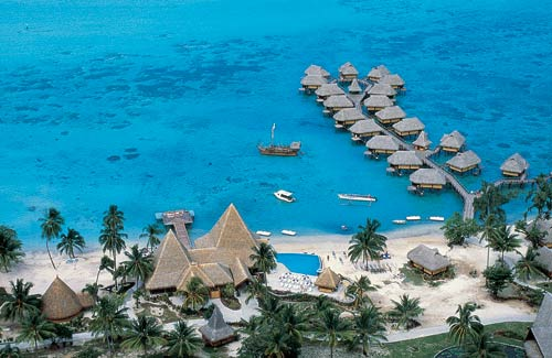 世界上最昂贵的蜜月岛 组图 - 曼珠沙华 - 三途河边的彼岸花