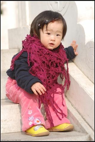 金(今)秋北京特别美 - 贝贝的爸妈 - 贝贝的爸妈