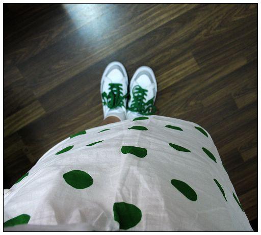 今日裙鞋 - 酥小小 - herb的旅途