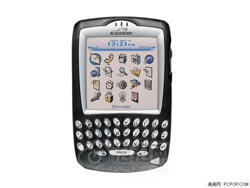iPhone和黑莓本是环肥燕瘦 - pkucinder - pkucinder的博客
