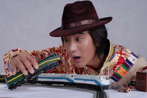 青藏列车的伟大 - 蒲巴甲 - 蒲巴甲的博客