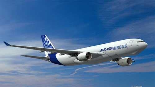 咋办?运送奥运火炬的飞机是法国货A330! - 2可器 - 2可器的电线杆:世界的另一面