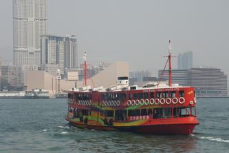 圣诞节看香港