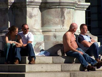 欧洲影像纪事之一:傻瓜机的不列颠之旅 - 朱大可 - 朱大可的博客