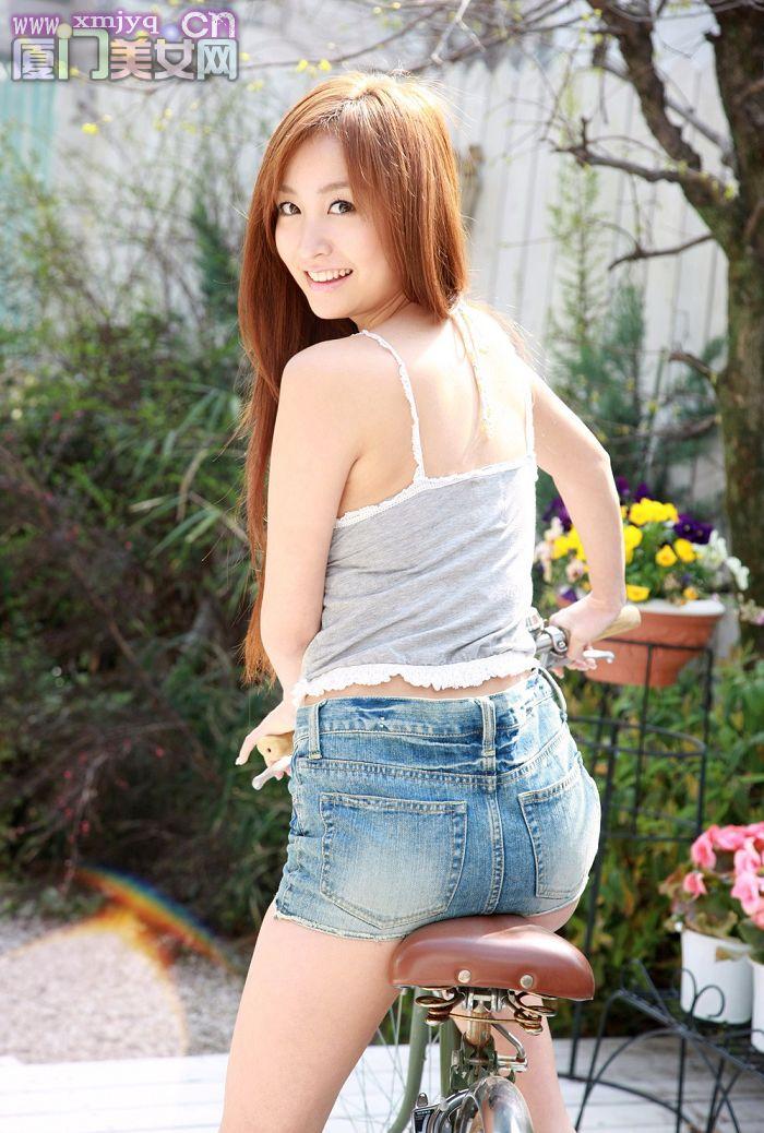 我最欣赏日本mm的臀部