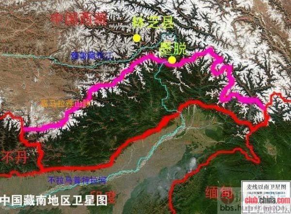 中国打通嘎隆拉隧道:中印藏南争夺战拉开序幕 - 几度夕阳红 - 乡情悠悠.青山依旧