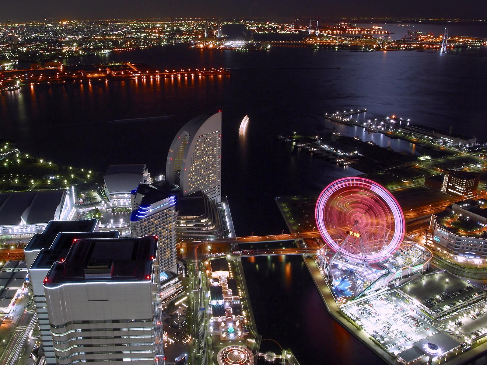 東京夜景 - 飘落的雨 -