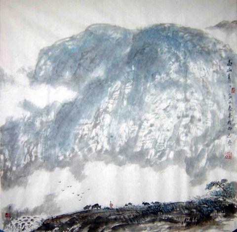 令我非常高兴的一件事 - 容永泰 - 容永泰艺术博客