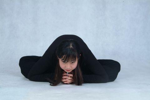 瑜珈女子 - 一缕梅香 - 兰州一缕梅香的网易博客