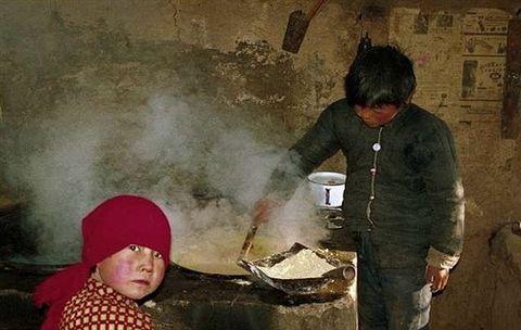 贫困山区小孩期待您的帮助... - 伊杋叶 - 伊杋叶的小屋