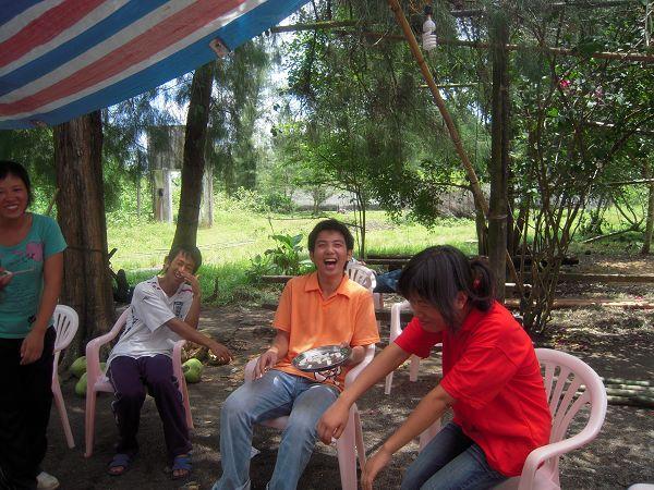 海南第一摸阳光——小五哥 - Sunshinecamp - Sunshine workcamp