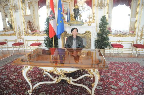 奥地利总统府 - 陶东风 - 陶东风
