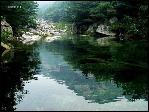 ■(续三)朋友过生日,我提议去无染寺溯溪! - 前线 - 前线视界