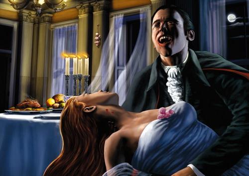 吸血鬼是狂犬病人 - 《新发现》杂志官方博客 - 《新发现》杂志官方博客