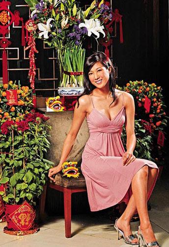 香港无线新花旦贺岁 - 水无痕 - 明星后花园
