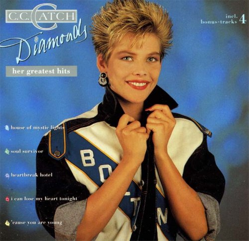 C.C. Catch - Diamonds (Her Greatest Hits) (1988) - 意大利铁匠 - 分享劲爽节奏--XINBO21