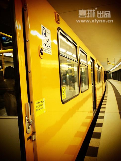 疾行在历史与现代交融的柏林——地铁篇和现代… - 喜琳 - 喜琳的异想世界