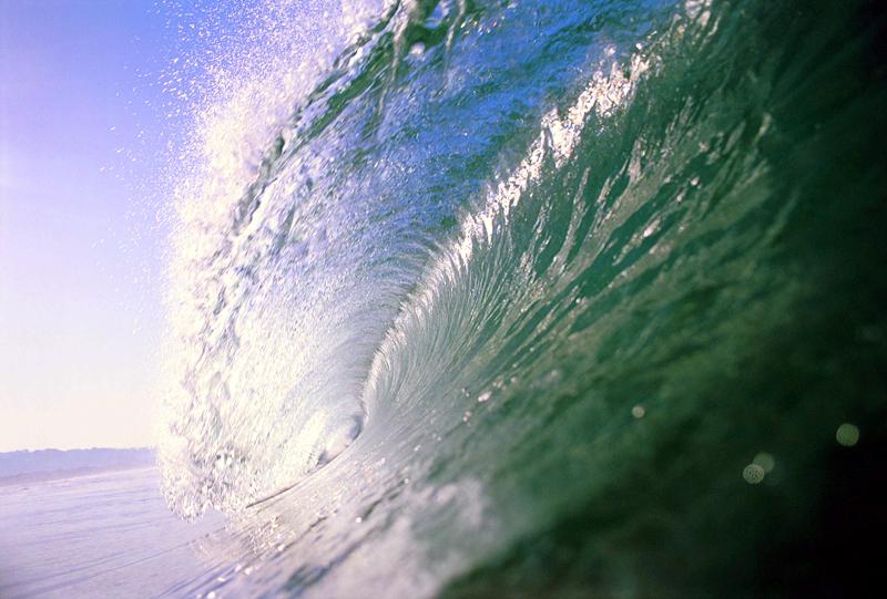 疯狂的海浪 - 理睬 - .