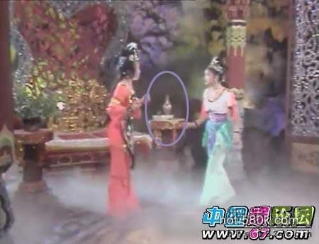 孙悟空/央视86版《西游记》无敌穿帮镜头_笑话_极品...