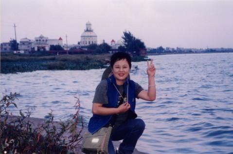 (贴图原创)我到遥远的圣地去找仙灵 - 疏勒河的红柳 - 疏勒河的红柳