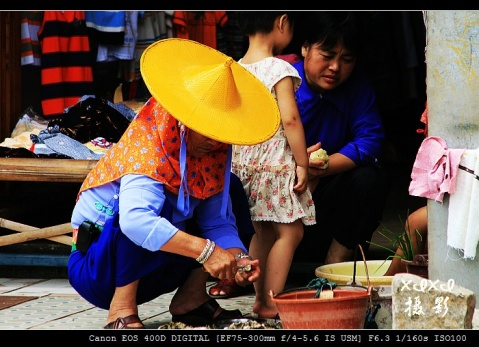 【海西采风记】8、大祚小祚抓拍惠安女 - xixi - 老孟(xixi)旅游摄影博客