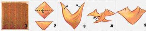 小丝巾的七种淑女打法(图解)  - swallow - swallow的博客