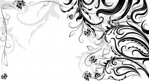 我的PS作品 花瓶 静 的制作过程