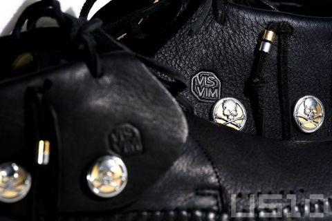 质感的极致-VISVIM FBT - US10 - US10的鞋子们的故事