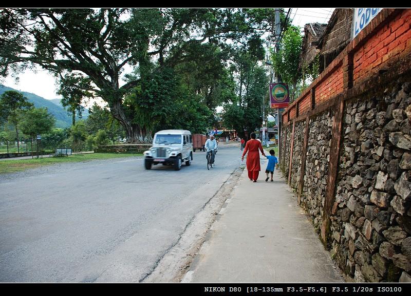 雪山 湖泊 寺庙___尼泊尔之旅(二) - 西樱 - 走马观景