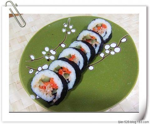 简单寿司简单吃 - 快乐的猪 - 一个小女人的幸福生活