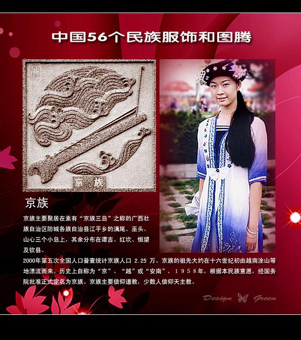 中国56个民族图腾和服饰 - 寂寞得要疯耶…… - wjx.55的博客