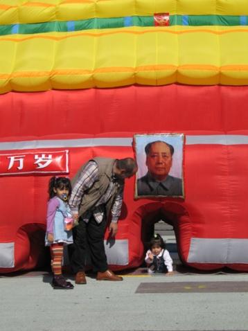 CCTV5 播出了我导演的北京奥运会开幕式 - 熊猫人狄狄 - 熊猫艺术家赵半狄的博客