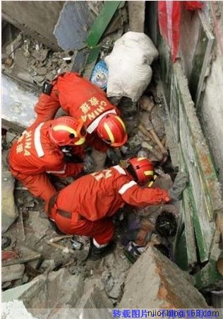 引用 引用 四川地震最新情况(现场图片震撼) - 红海滩 - 红海滩古玩综合博客
