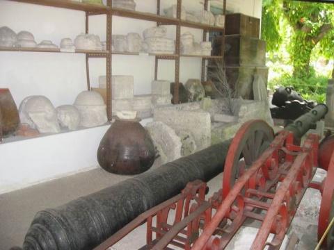 马尔代夫国家历史博物馆高清图片