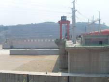 Caojie Dam
