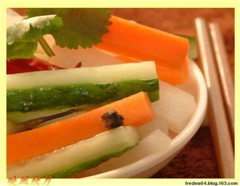 泡蘿蔔 - 曉風殘月 - 曉風殘月