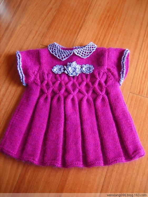娃娃裙 - 梅兰竹菊 - 梅兰竹菊的博客