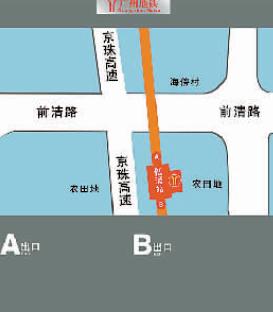 【跟地铁南拓】地铁三四号线(番禺、南沙)新站点周边交通玩乐指引(组图) - 阿当 - don.com