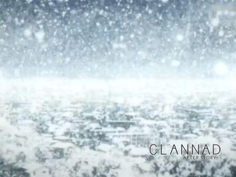 CLANNAD AS 16 白い闇 - njken2006 - Ive no sekai