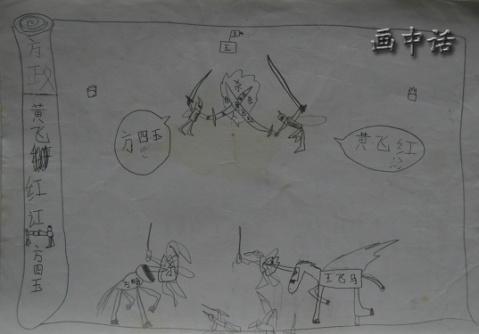 能量石 VS 肚臍眼 - hqing2002 - 画中话