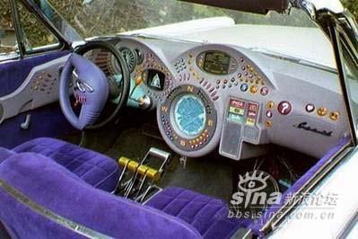 真酷的车......【组图】 - 蝴蝶 - 一日一生