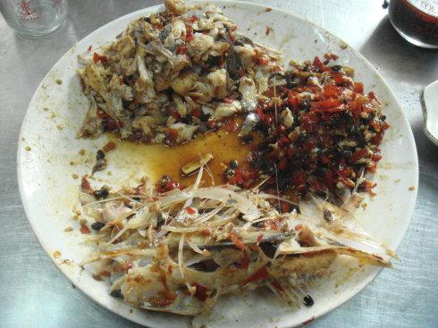剁椒鱼头---到底吃掉多少油??  - 金山 - 金山教你如何边吃边减重