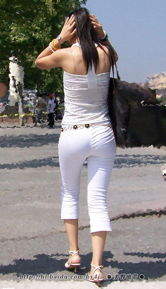 【转载】很正点的白裤翘臀! - yt6265676 - 休闲吧