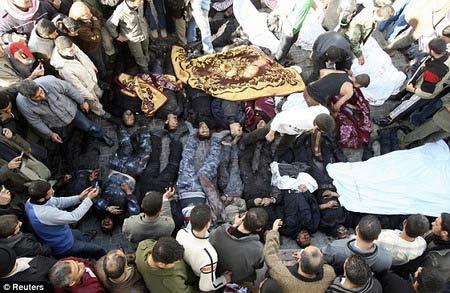 """加沙再现血腥冲突——哈马斯恐会求得""""正果"""" - 话说身外事 - 我的博客"""
